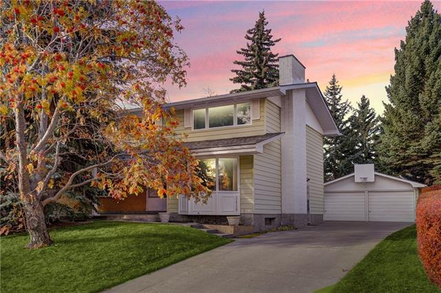 3436 Underwood Place NW, Calgary, AB T2N 4G7 (#C4163853) :: Redline Real Estate Group Inc