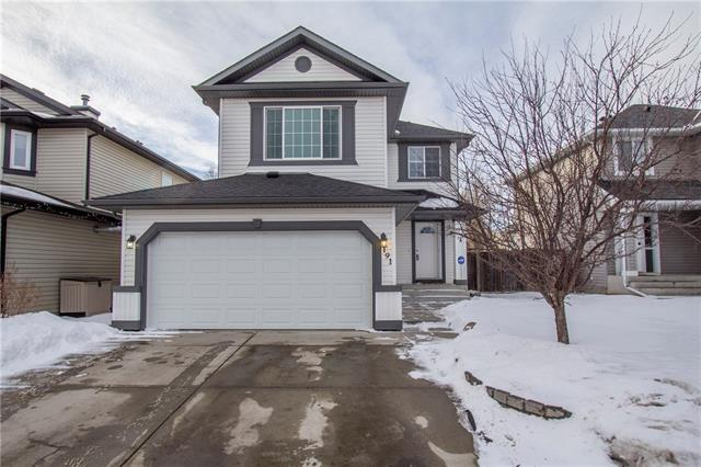 191 Fairways Drive NW, Airdrie, AB T4B 2R8 (#C4163861) :: The Cliff Stevenson Group