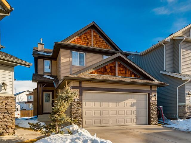 157 Cimarron Grove Circle, Okotoks, AB T1S 2M1 (#C4163888) :: The Cliff Stevenson Group