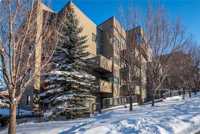 1818 14 Street SW #407, Calgary, AB T2T 3S9 (#C4163895) :: Tonkinson Real Estate Team