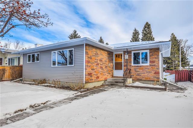 8 Bennett Crescent NW, Calgary, AB T2L 1R1 (#C4163899) :: The Cliff Stevenson Group