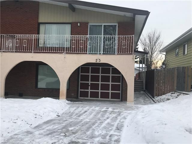 23 Silverdale Place NW, Calgary, AB T3B 4C4 (#C4163905) :: Redline Real Estate Group Inc