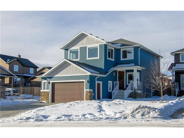 2009 High Country Rise NW, High River, AB T1V 0E2 (#C4163941) :: The Cliff Stevenson Group