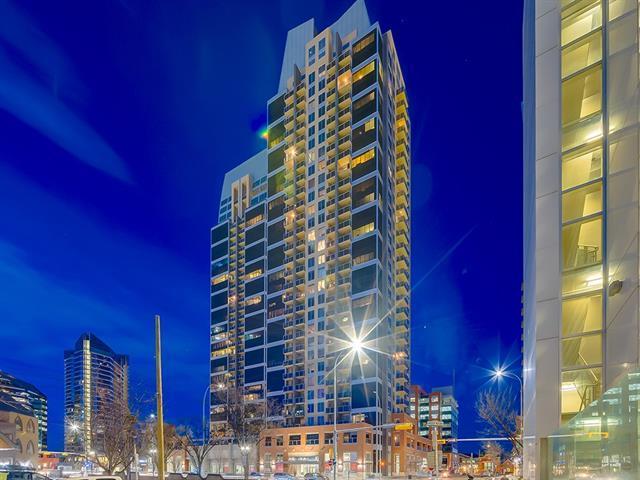 1320 1 Street SE #701, Calgary, AB T2G 0G8 (#C4163953) :: Canmore & Banff