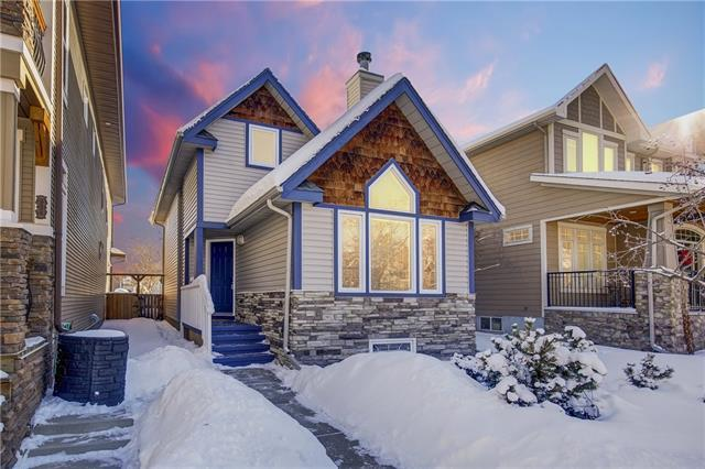 1122 9 Street SE, Calgary, AB T2G 2B4 (#C4163994) :: The Cliff Stevenson Group