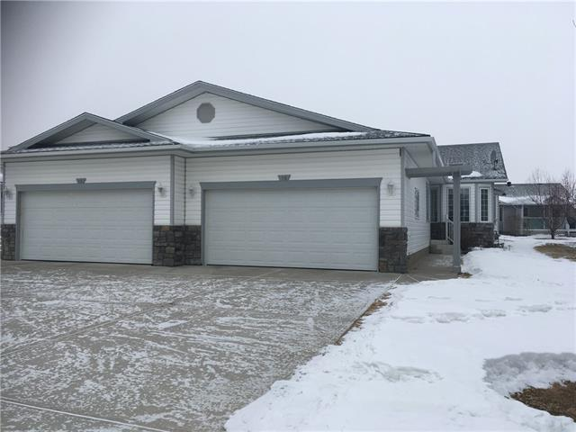 16 Riverside Bay NW, High River, AB T1V 1E9 (#C4164005) :: Canmore & Banff