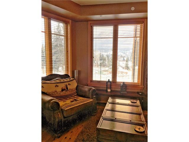 505 Spring Creek Drive #214, Canmore, AB T1W 0C5 (#C4164035) :: Canmore & Banff