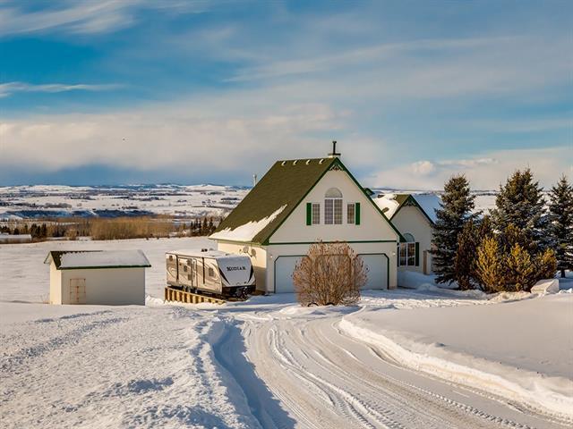 370067 128 Street E, Rural Foothills M.D., AB T1V 1N3 (#C4164088) :: Redline Real Estate Group Inc