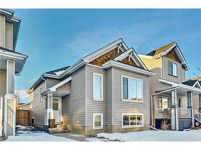 226 Cougartown Circle SW, Calgary, AB T3H 0A2 (#C4164108) :: The Cliff Stevenson Group