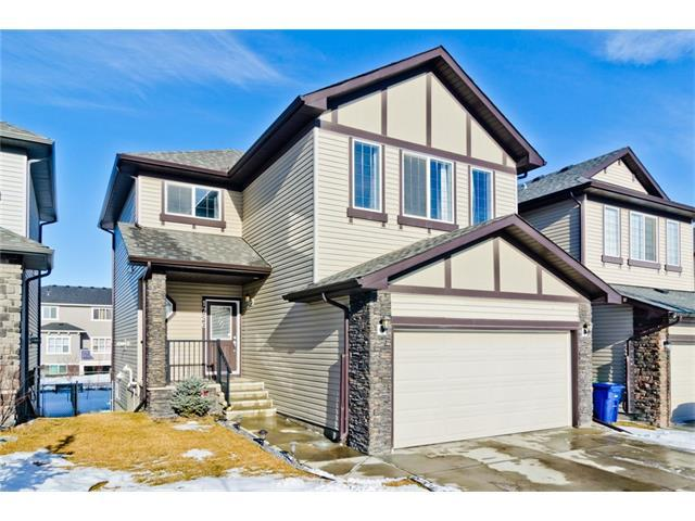1726 Baywater Drive SW, Airdrie, AB T4B 0T3 (#C4164184) :: The Cliff Stevenson Group