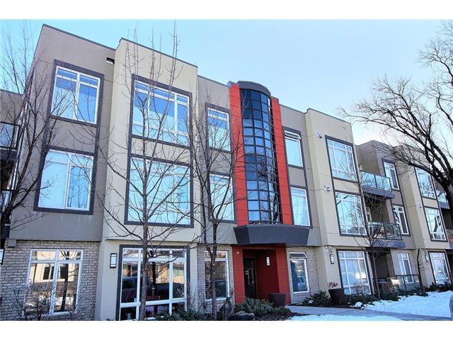 540 34 Street NW #105, Calgary, AB T2N 2X7 (#C4164187) :: The Cliff Stevenson Group