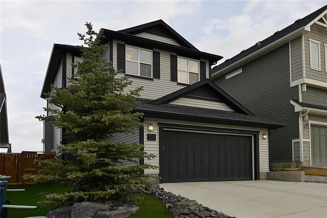 153 Heritage Boulevard, Cochrane, AB T4C 0S6 (#C4164210) :: Redline Real Estate Group Inc
