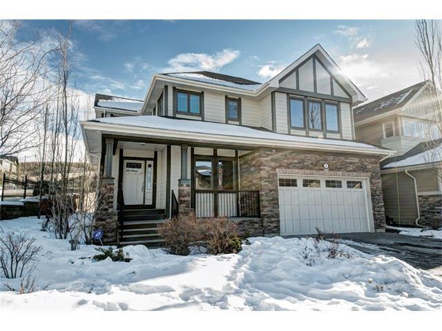 6 Crestridge View SW, Calgary, AB T3B 5Z6 (#C4164217) :: Canmore & Banff