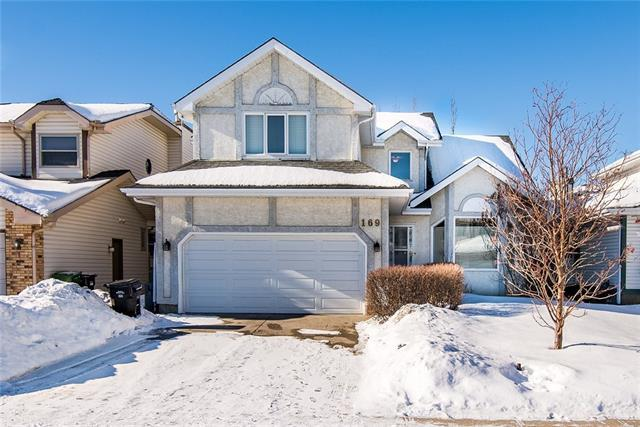 169 Woodford Drive SW, Calgary, AB T2W 4C2 (#C4164268) :: The Cliff Stevenson Group