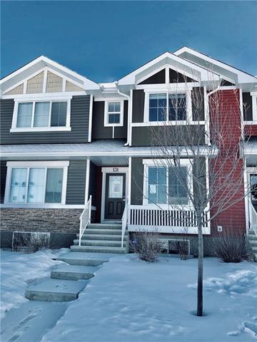 131 Fireside Parkway, Cochrane, AB T4C 0V7 (#C4164275) :: Redline Real Estate Group Inc