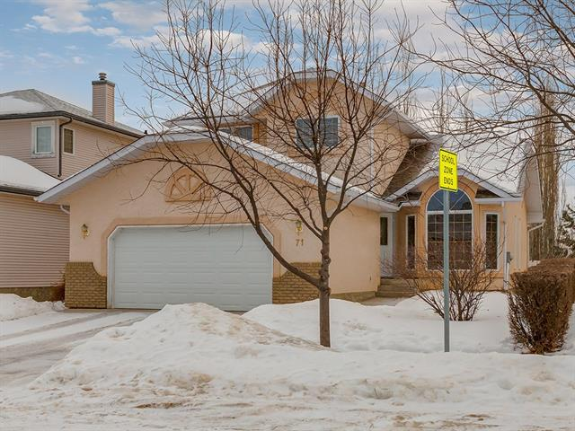 71 Cimarron Drive, Okotoks, AB T1S 1S6 (#C4164278) :: The Cliff Stevenson Group