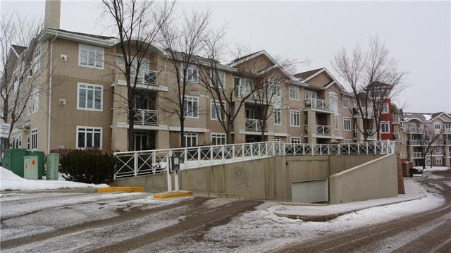 40 Parkridge View SE #403, Calgary, AB T2J 7G6 (#C4164298) :: Canmore & Banff