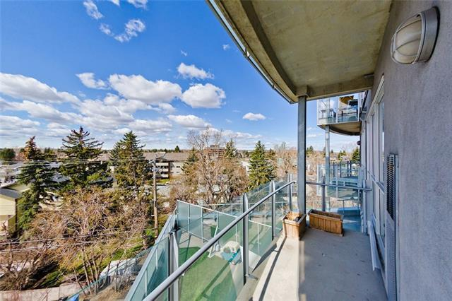 2505 17 Avenue SW #405, Calgary, AB T3E 7V3 (#C4164351) :: The Cliff Stevenson Group