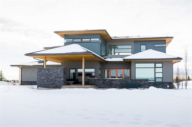 30 Swift Creek Place, Rural Rocky View County, AB T3Z 0B6 (#C4164354) :: The Cliff Stevenson Group