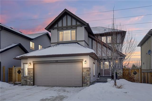 113 Aspenmere Place, Chestermere, AB T1X 0G3 (#C4164358) :: The Cliff Stevenson Group