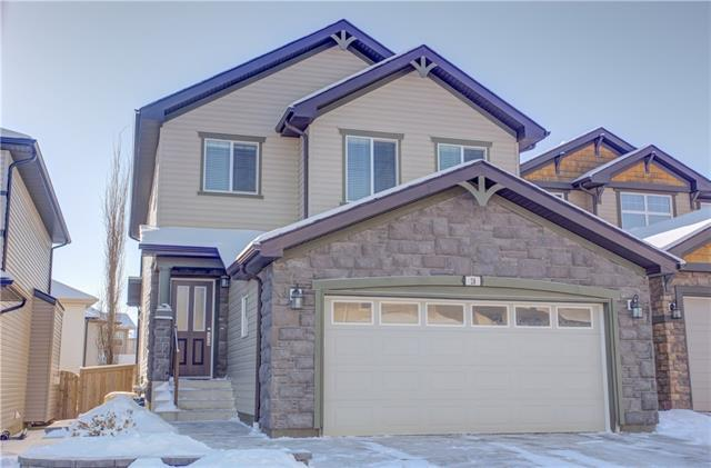 28 Kincora Hill(S) NW, Calgary, AB T3R 0A8 (#C4164367) :: Redline Real Estate Group Inc