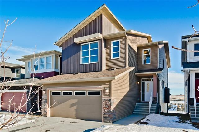 232 Cornerstone Manor NE, Calgary, AB T3N 1H4 (#C4164451) :: The Cliff Stevenson Group