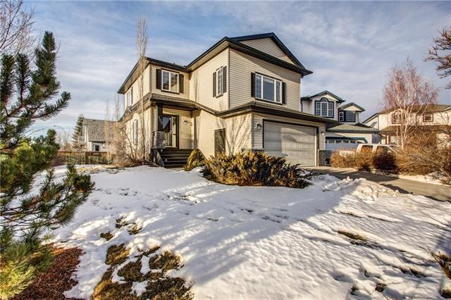 202 West Terrace Point(E), Cochrane, AB T4C 1S1 (#C4164475) :: Redline Real Estate Group Inc