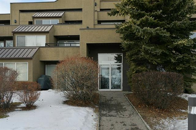 125 Village Heights SW #9, Calgary, AB T3H 2L2 (#C4164488) :: The Cliff Stevenson Group