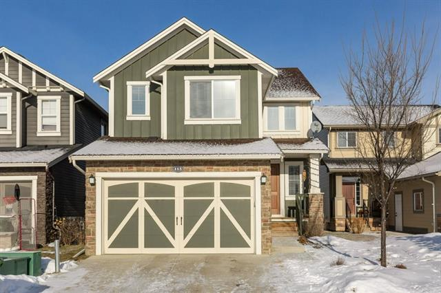 113 Williamstown Green NW, Airdrie, AB T4B 0S9 (#C4164541) :: The Cliff Stevenson Group