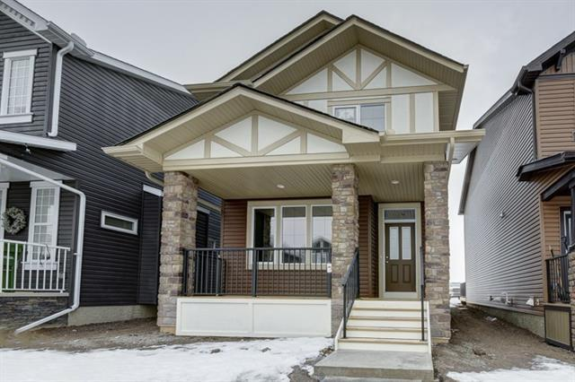 258 Ravensmoor Link SE, Airdrie, AB T4A 0J8 (#C4164546) :: Redline Real Estate Group Inc