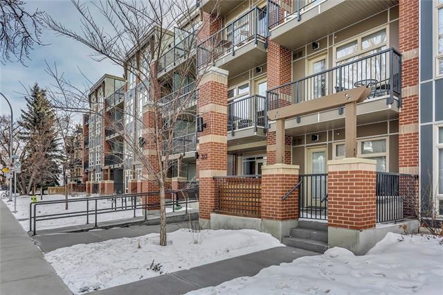 323 20 Avenue SW #309, Calgary, AB T2S 2G5 (#C4164556) :: The Cliff Stevenson Group