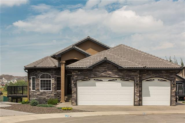 224 Cove Way, Chestermere, AB T1X 1V7 (#C4164568) :: The Cliff Stevenson Group