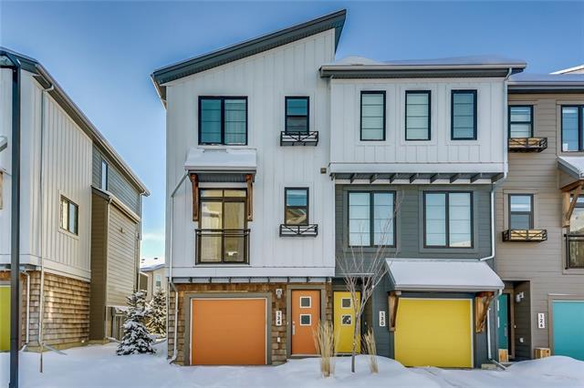 134 Walden Circle SE, Calgary, AB T2X 0Y4 (#C4164577) :: Redline Real Estate Group Inc