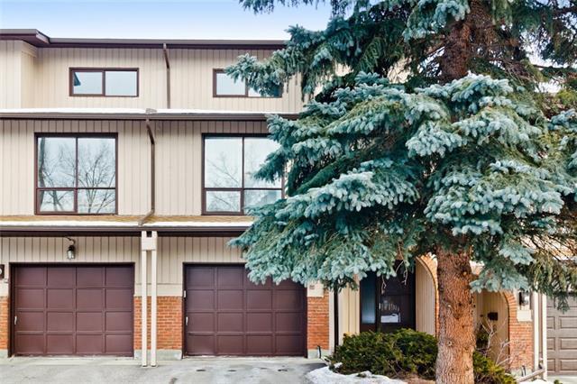 56 Canterbury Gardens SW, Calgary, AB T2W 2S9 (#C4164615) :: Redline Real Estate Group Inc
