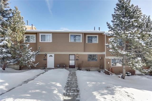 4940 39 Avenue SW #62, Calgary, AB T3E 6M7 (#C4164619) :: Redline Real Estate Group Inc