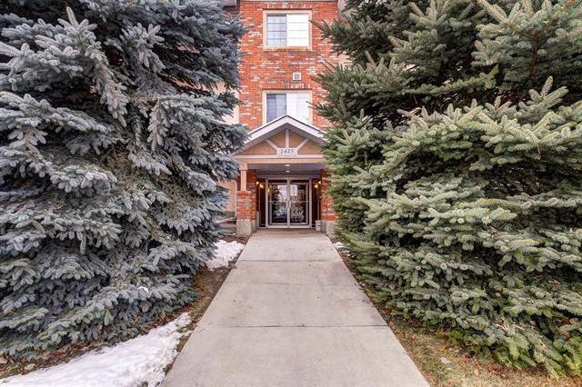 1415 17 Street SE #112, Calgary, AB T2G 3V3 (#C4164628) :: The Cliff Stevenson Group