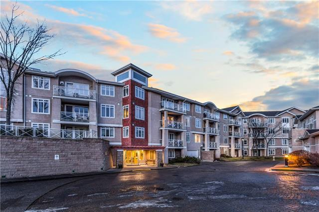 40 Parkridge View SE #308, Calgary, AB T2J 7G6 (#C4164682) :: Canmore & Banff