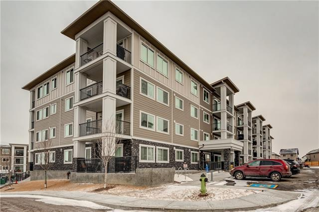 450 Sage Valley Drive NW #2211, Calgary, AB T3R 0V5 (#C4164693) :: Redline Real Estate Group Inc