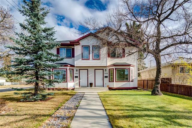 7404 24 Street SE, Calgary, AB T2C 0Y6 (#C4164702) :: The Cliff Stevenson Group