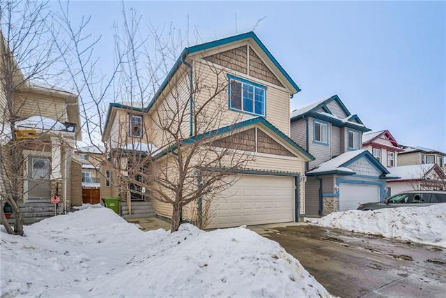 116 Saddlecrest Boulevard NE, Calgary, AB T3J 5E9 (#C4164709) :: Redline Real Estate Group Inc