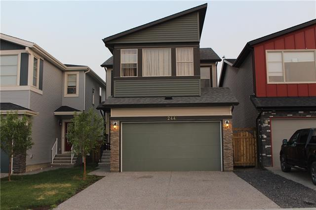244 Walden Parade SE, Calgary, AB T2X 2A6 (#C4164742) :: Redline Real Estate Group Inc