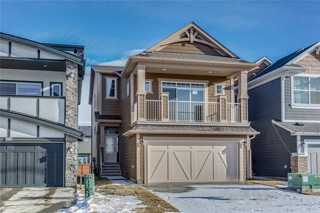 228 Sage Bluff Drive NW, Calgary, AB T3R 0Y9 (#C4164748) :: The Cliff Stevenson Group