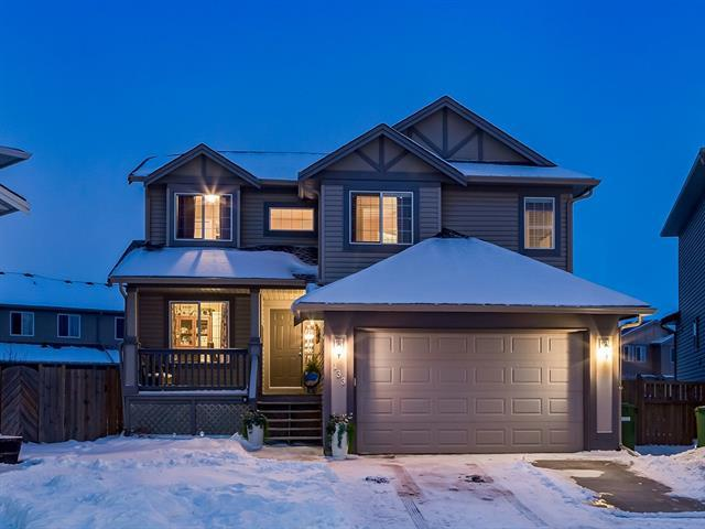 133 Luxstone Green SW, Airdrie, AB T4B 3B9 (#C4164758) :: The Cliff Stevenson Group