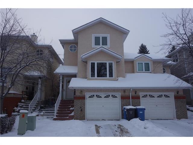 431 32 Avenue NW, Calgary, AB T2M 4V2 (#C4164781) :: The Cliff Stevenson Group