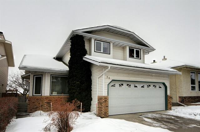 71 Deersaxon Circle SE, Calgary, AB T2J 6V9 (#C4164782) :: The Cliff Stevenson Group