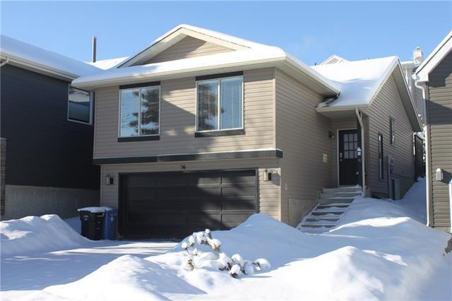 56 Strathearn Rise SW, Calgary, AB T3H 1R6 (#C4164819) :: Redline Real Estate Group Inc