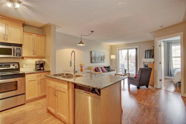 2233 34 Avenue SW #308, Calgary, AB T2T 6N2 (#C4164846) :: Redline Real Estate Group Inc