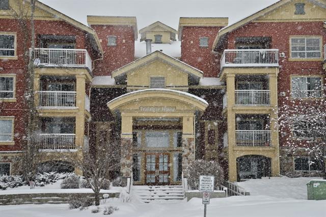 5115 Richard Road SW #213, Calgary, AB T3E 7M7 (#C4164861) :: The Cliff Stevenson Group