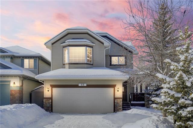 66 Chaparral Terrace SE, Calgary, AB T2X 3P5 (#C4164890) :: The Cliff Stevenson Group