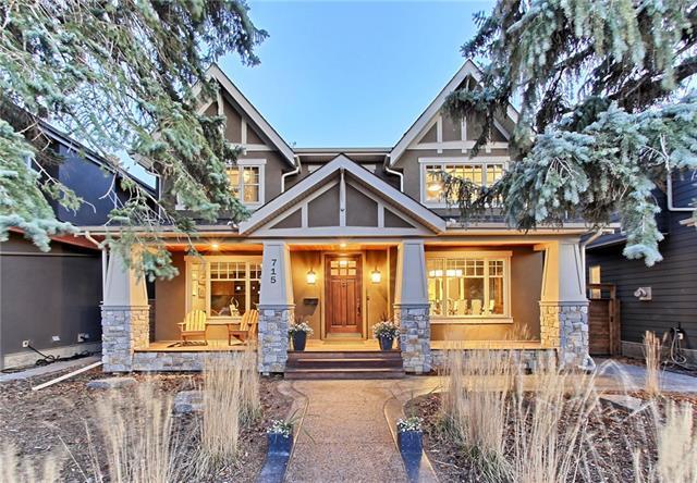 715 18 Avenue NW, Calgary, AB T2M 0V2 (#C4164908) :: Redline Real Estate Group Inc